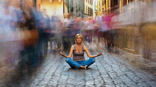 Usa o Stress como a tua Meditação