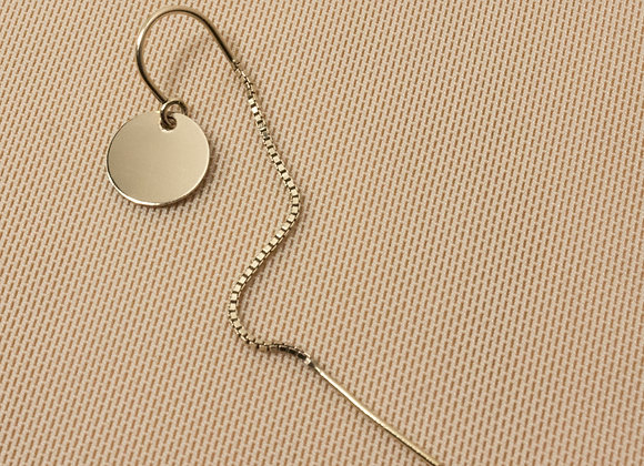 Odette Threader Earring