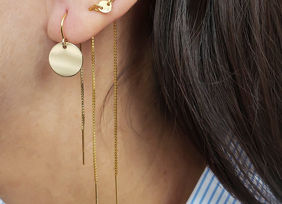 Bobbie Double Threader Earring (disc)