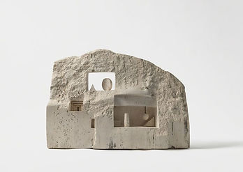 Devon Pavlovits, Sculpture, Gonzalo Ponseca, stone
