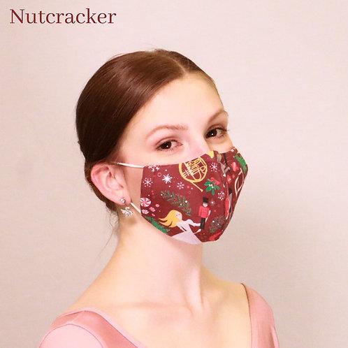Holiday Handmade Masks (Assorted Sizes & Patterns)