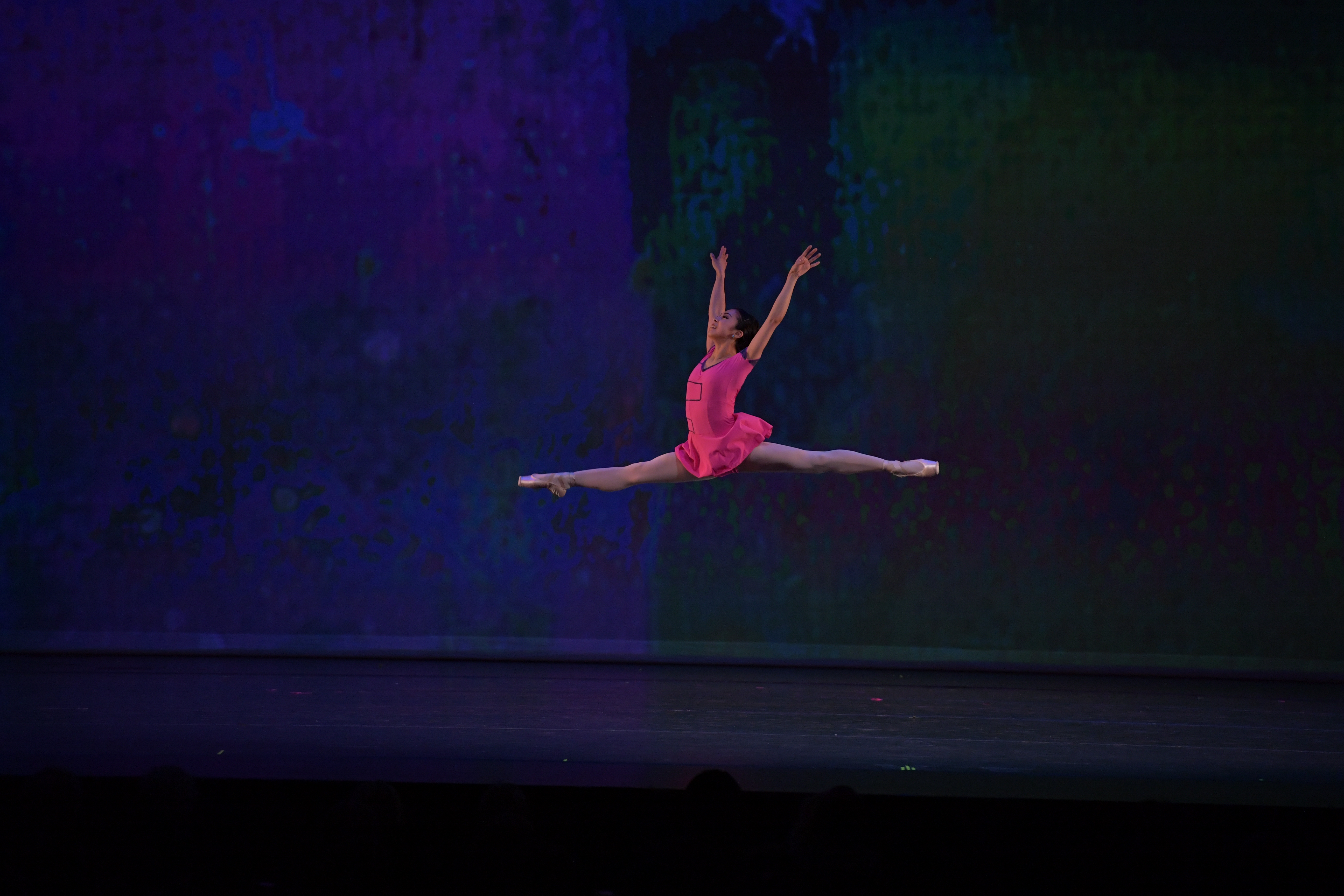 Ballet with a Latin Beat