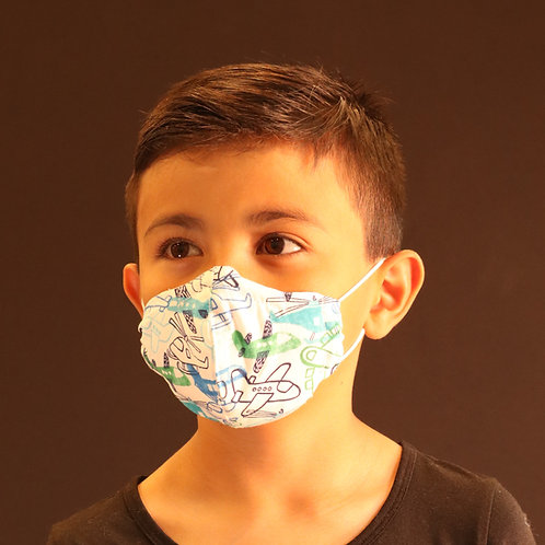 Children's Masks (Fits up to 8 years old)
