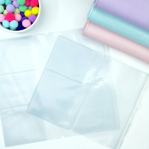 PVC Travelers Notebook Pocket/Pouch/CardSlot
