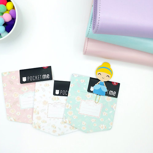 Pocket me sticky notes - 3 designs