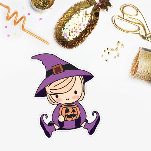 Witchy Daisy
