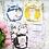 Thumbnail: Sweet Dream Panda and Daisy Set
