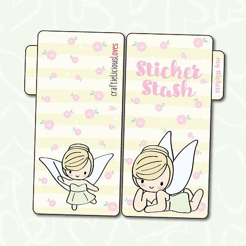 Tinker Daisy hobo pocket
