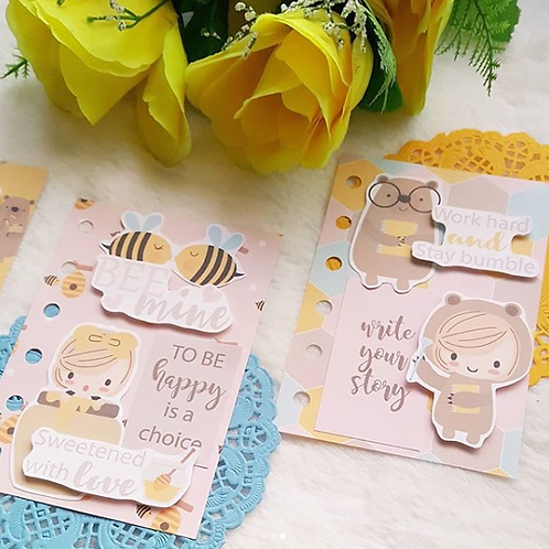 Full Honey and Bee Set