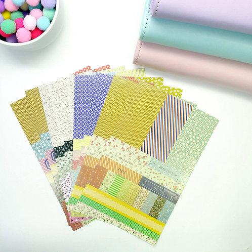 Korea pre-cut sticker set - Petit Decor ver 2