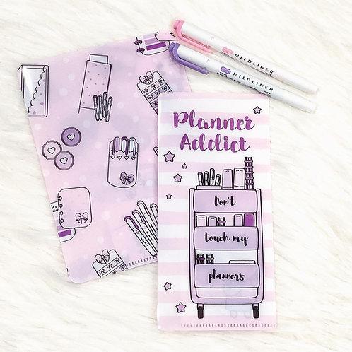 Planner Addict Daisy Sticker Pocket