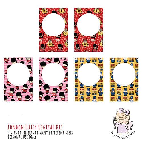 London Daisy - Inserts