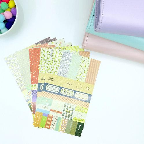 Korea pre-cut sticker set - Petit Decor ver 4