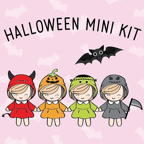 Hallween Daisy mini kit