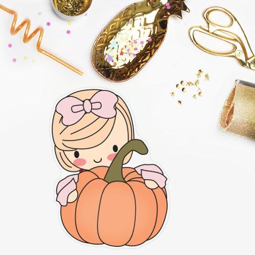 Pumpkin Daisy