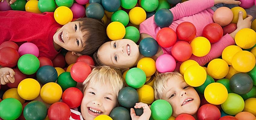Комната для детских праздников