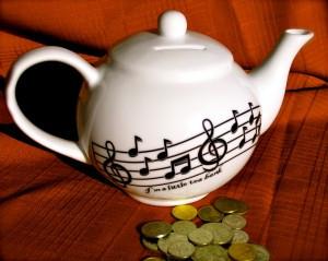Original Teapot Bank