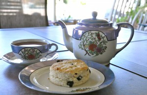Sunday Morning Scones….