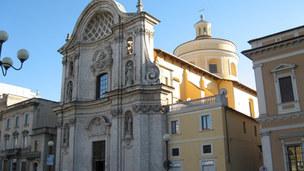 Chiesa Santa Maria del Suffragio L'Aquila