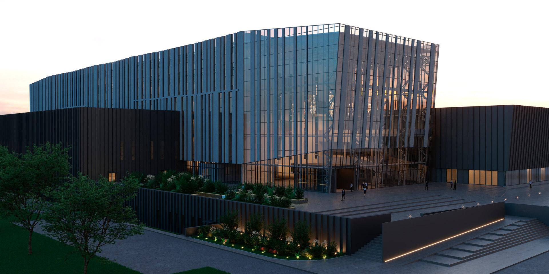 New Scientific Oncological Center - Kazakhstan