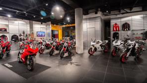Exclusive Store Ducati Worldwide