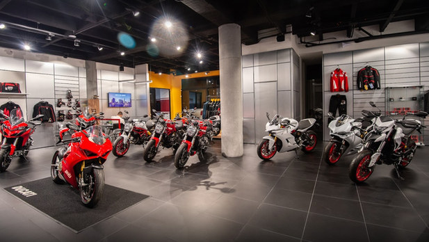 Exclusive Store Ducati Worldwide