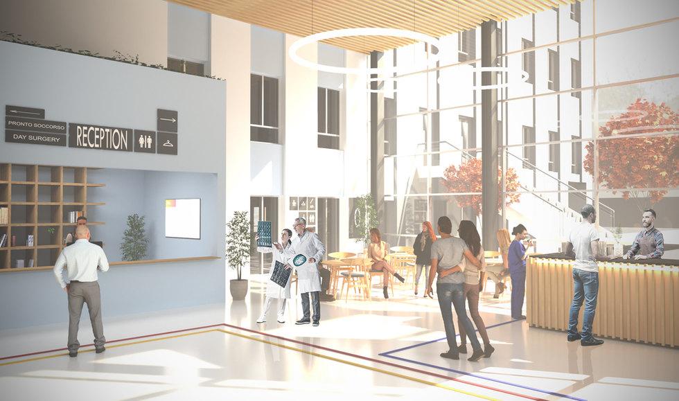 Ospedale San Bortolo 2 - Vicenza