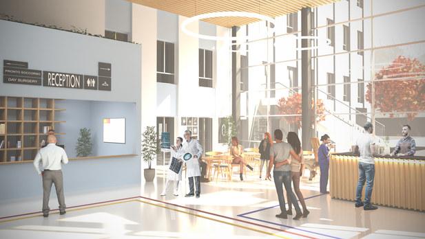 Ospedale San Bortolo 2          Vicenza
