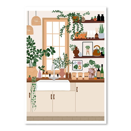 too many plants??