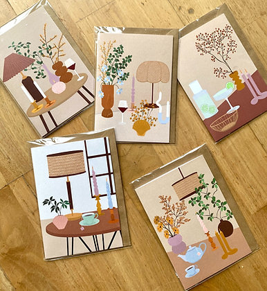 pack of 5 cards
