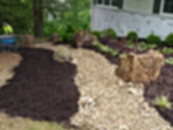 After - Mulch Installation