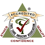 Tree Care Industry Association Accreditation Logo