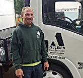 Allen's Tree Service Inc. Plant Health Care Applicator - Kadin Stroer