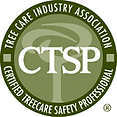 Tree Care Industry Associatin Certified Tree Safety Professional Logo