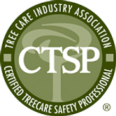 Tree Care Industry Association's Certified Tree Safety Professional Logo