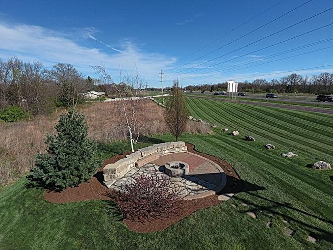 Allen's Tree Service Inc. Landscaping Sample