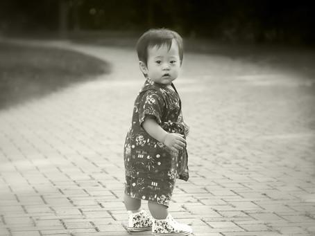 1歳のお誕生Onlyday