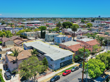 API Completes the Sale of a $2.46m 8-Unit Apartment Building in Long Beach