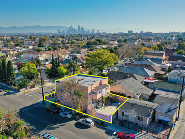 API Completes the Sale of a 4-Unit Apartment Building in South LA