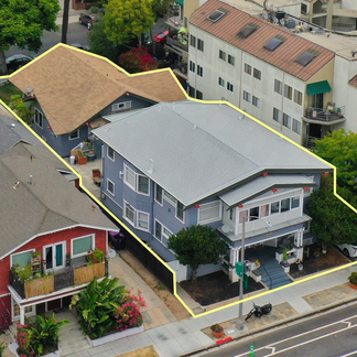 Alden Pacific Investments Completes the Sale of a 6-unit Apartment Building in Alamitos Beach