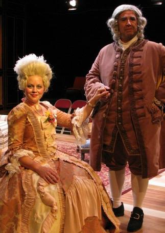 Mr. & Mrs. Hardcastle