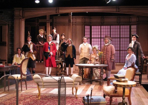 She Stoops to Conquer - Florida State Un