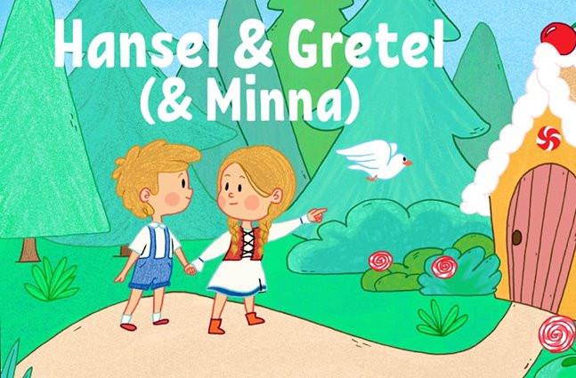 HANSEL & GRETEL & MINNA show artwork