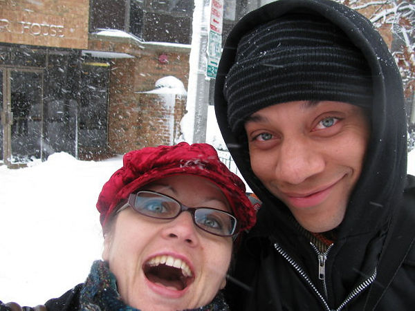 Read More Plays Ricardo and Jennifer in a snowstorm
