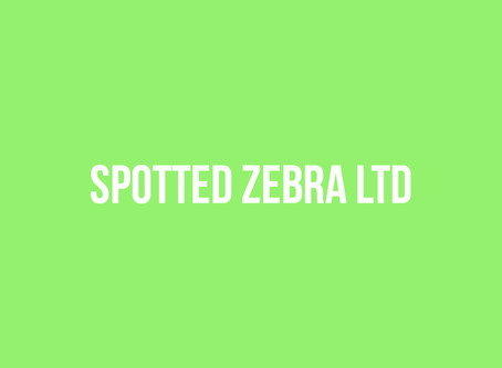 Spotted Zebra's new website just launched