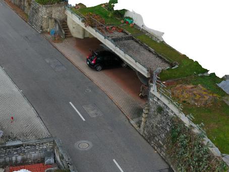 La fotogrammetria nel rilievo stradale