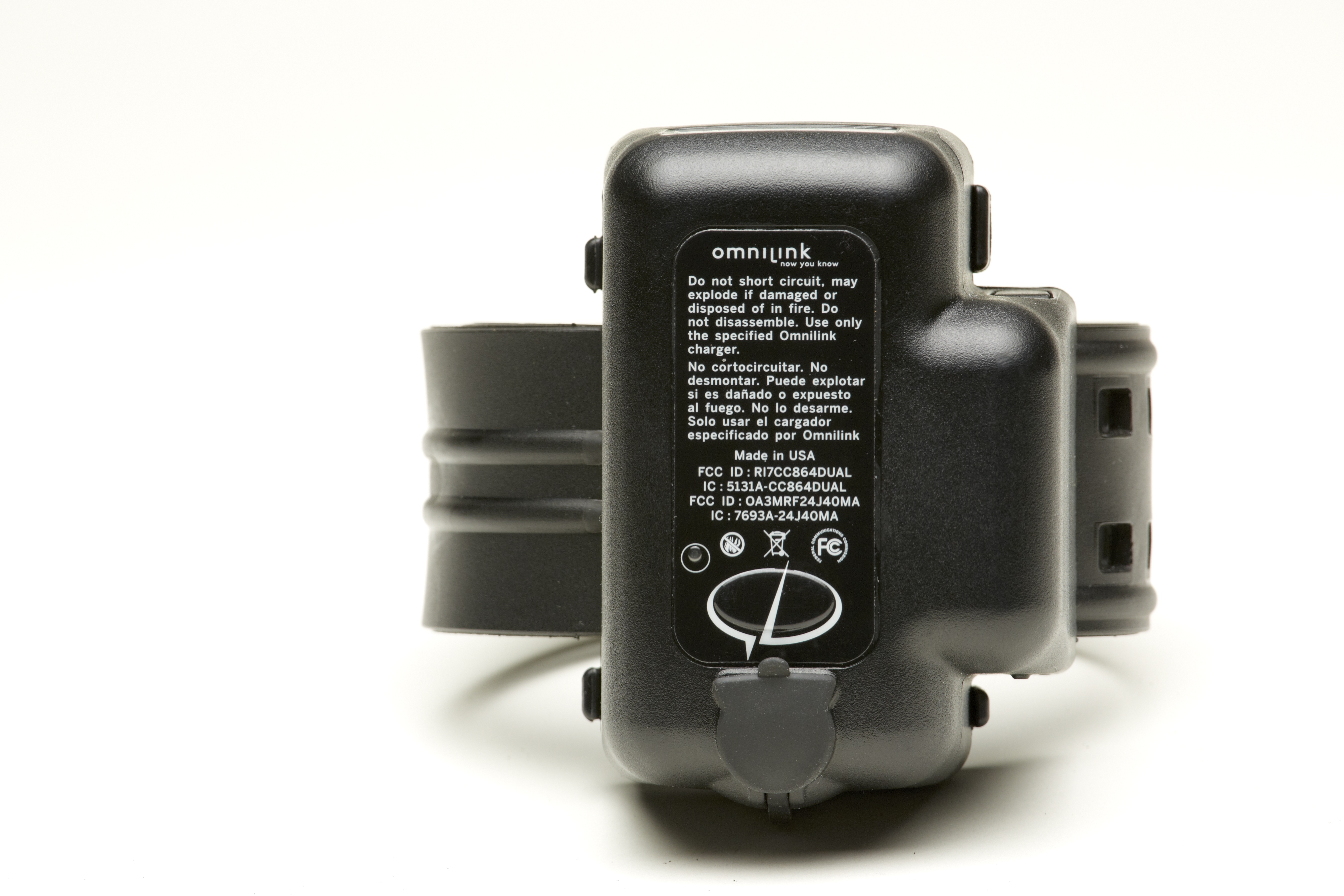 Omnilink GPS Ankle Monitor