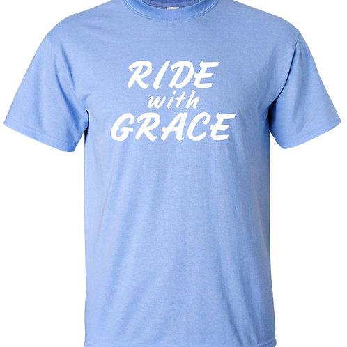 Light Blue with Grace Shirt