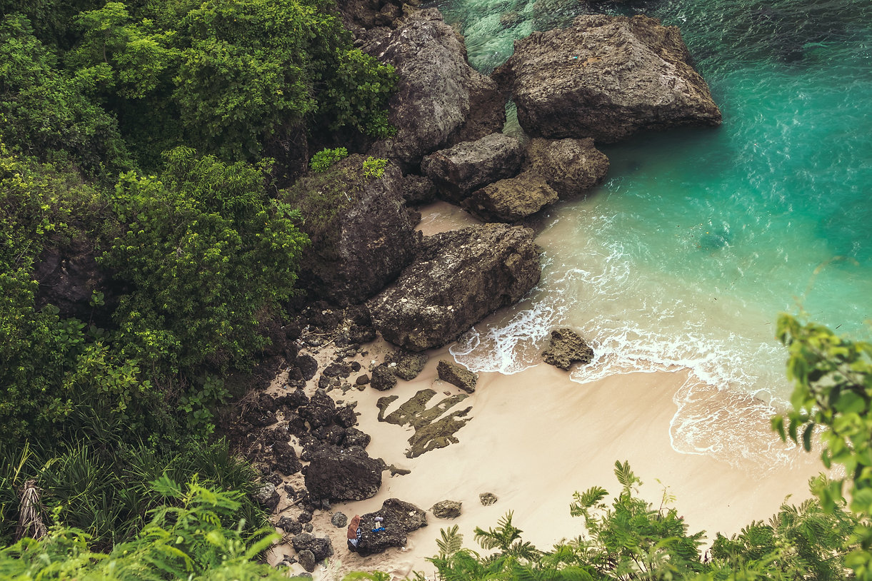 aerial-view-of-seashore-near-large-grey-
