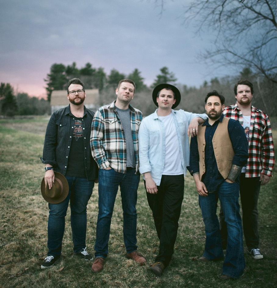 Jeremiah Freed Band Photo